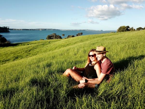 Herzsafari - das sind wir: Conny und Daniel auf Weltreise
