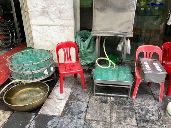 Vietnam, Hanoi - Fresh Beer Station