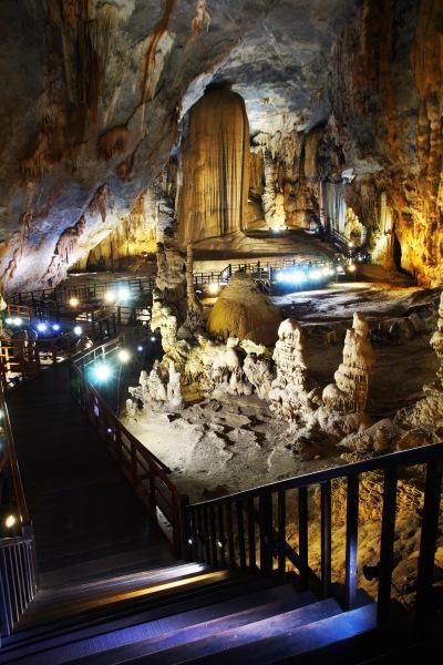 Vietnam, Phong Nha-Ke Bang - Paradise Cave von innen
