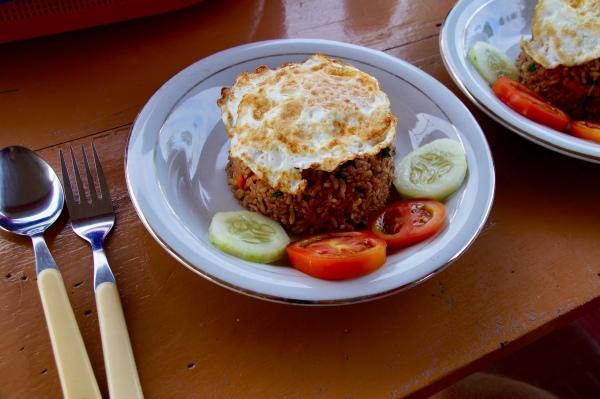 Die Henker´s Mahlzeit: Nasi Goreng - morgen, mittags, abends