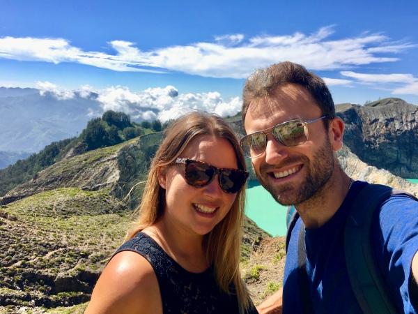 Über den Wolken: Kelimutu Nationalpark auf Flores