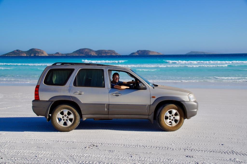 Unser Kompromiss: Mazda Tribute 2005 V6 - verlässlicher Typ mit mittelmäßiger Off-road Tauglichkeit bei fairem Spritverbrauch